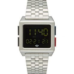 6f1c4efa204f4 Adidas Timing ARCHIVE M1 Zegarek cyfrowy silvercoloured. Zegarki męskie  marki Adidas Timing.