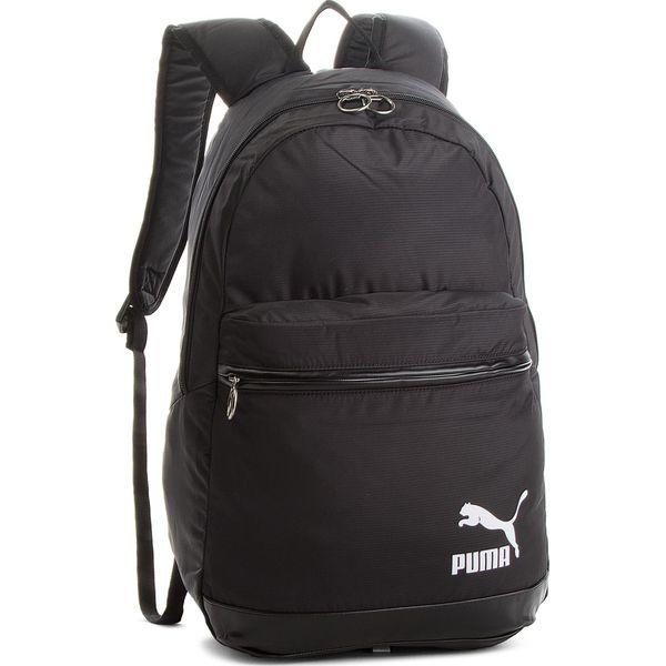 9f8e8358ba454 Plecak PUMA - Orginals Daypack 075086 Puma Black 01 - Czarne plecaki ...