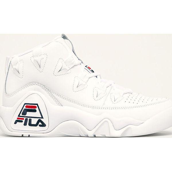 Fila Buty Grant Hill 1 Białe buty sportowe męskie Fila