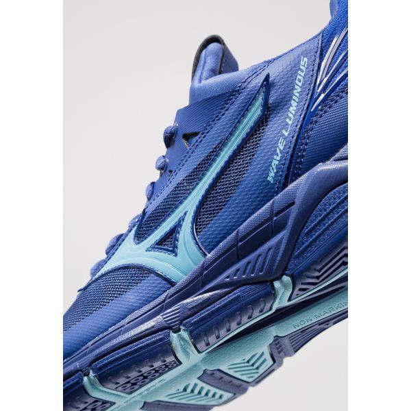 2c9eed6b8efd Mizuno WAVE LUMINOUS Obuwie do siatkówki sodalite blue air blue ...