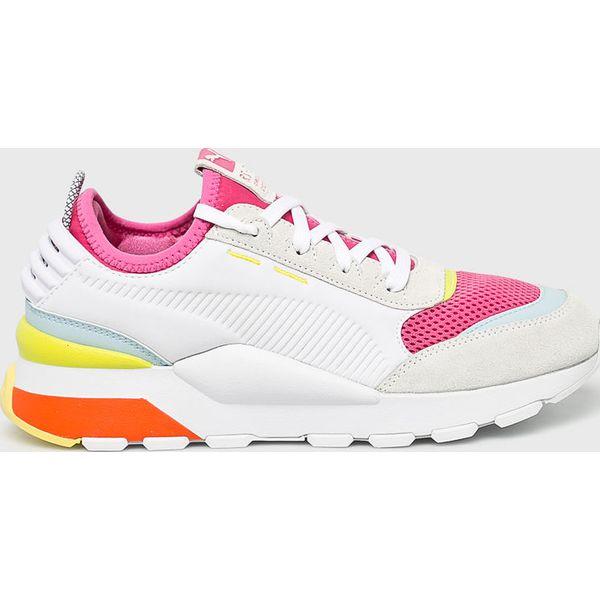 Białe obuwie damskie Nike Kolekcja zima 2019 Sklep Radio ZET