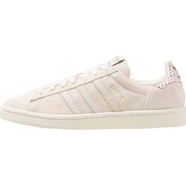 81c696d1810e adidas Originals CAMPUS PRIDE Tenisówki i Trampki cream white trace ...