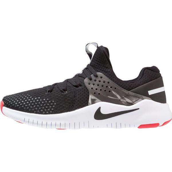 549b3166cc6be Nike Performance FREE TRAINER V8 Obuwie treningowe black/white/red blaze -  Buty sportowe męskie marki Nike Performance. Za 419.00 zł.