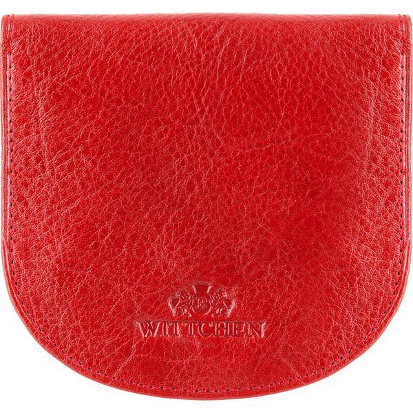 251ccad0ed708 Portfel 21-1-043-3 - Czerwone portfele damskie Wittchen. Za 259.00 ...