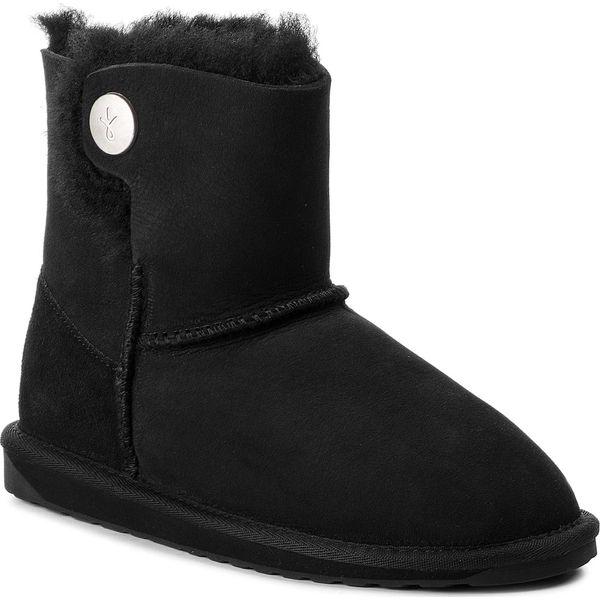 a5adb8f3b24a2 Buty EMU AUSTRALIA - Ore W11788 Black - Śniegowce damskie marki Emu  Australia. W wyprzedaży za 409.00 zł. - Śniegowce damskie - Obuwie zimowe  damskie ...