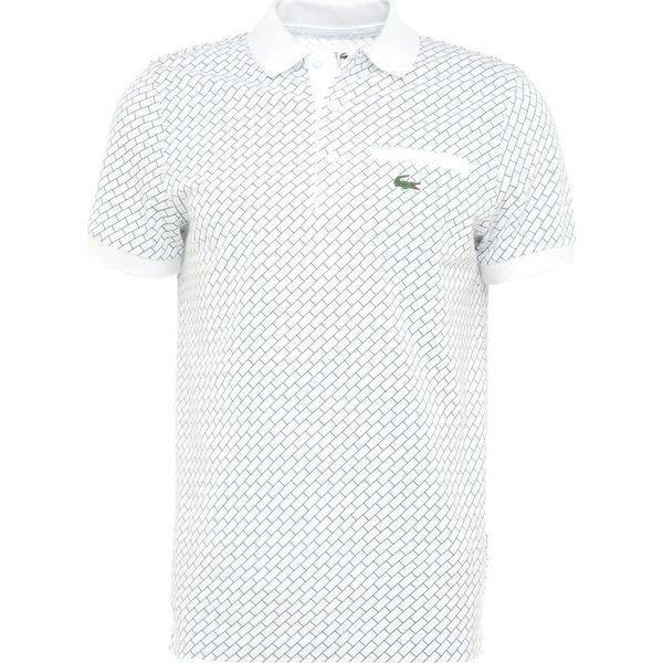 f05ed7019a4f57 Lacoste Sport Koszulka polo white/inkwell - Białe koszulki sportowe męskie  Lacoste Sport, m, z bawełny. Za 379.00 zł. - Koszulki sportowe męskie -  Odzież ...