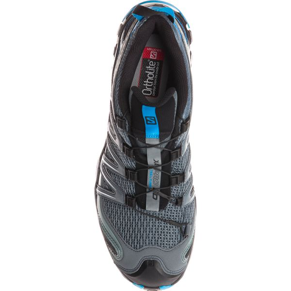 9eba0e31e3194 Salomon Buty męskie XA Pro 3D Stormy Weather/Black/Hawaiian Blue r ...