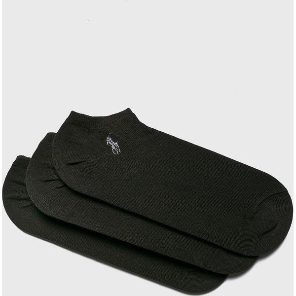d0c64bc4d Polo Ralph Lauren - Skarpety (3-pack) - Skarpety męskie marki Polo Ralph  Lauren. Za 89.90 zł. - Skarpety męskie - Bielizna męska - Odzież męska -  Odzież ...