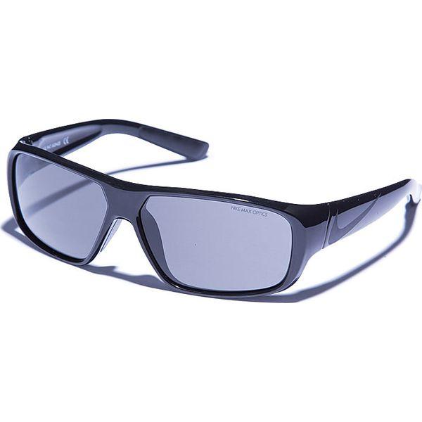 Okulary Męskie Mercurial W Kolorze Czarno Szarym Czarne Okulary