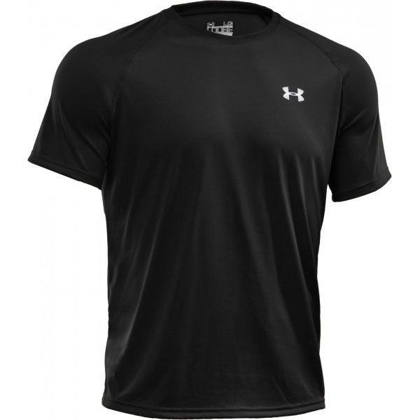 ogromny zapas Darmowa dostawa na wyprzedaży Under Armour Koszulka Sportowa Tech Ss Tee Black White L