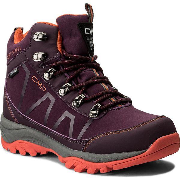 f8850e4364a87b Trekkingi CMP - Soft Naos Wmn Wp 3Q47466 Purple H966 - Fioletowe ...