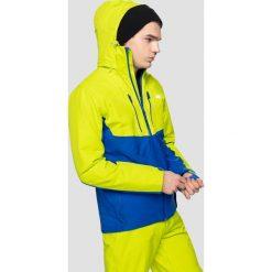Wyprzedaż żółta odzież męska ze sklepu 4F Kolekcja zima