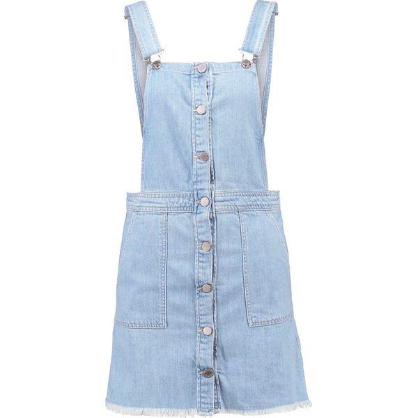 547060d2038e3a Edwin W' NADJA Spódnica jeansowa blue ciel wash - Niebieskie ...