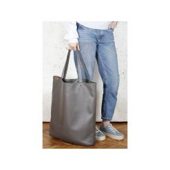 59f12abafe427 Torba shopper bag szara - Shopperki damskie - Kolekcja wiosna 2019 ...