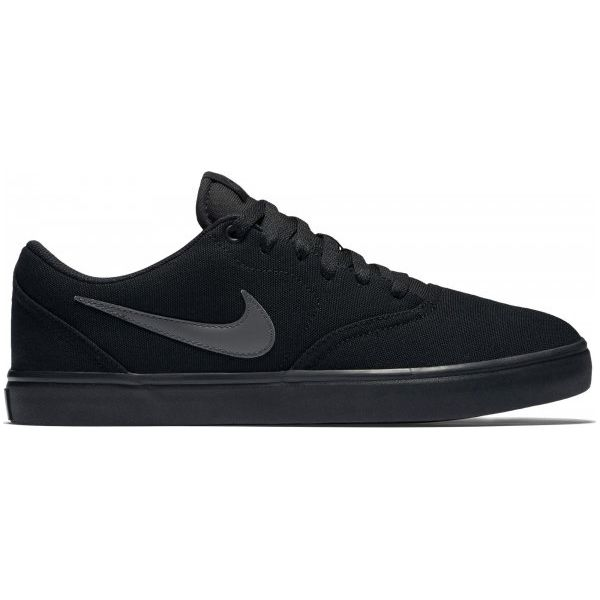 premium selection 2bdbc 65578 Nike Trampki Sb Check Solarsoft Canvas Black 44.5 - Brązowe trampki męskie  marki Nike, z gumy, eleganckie, Nike Roshe. W wyprzedaży za 189.00 zł.