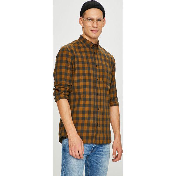 d519aba028d1c4 Wrangler - Koszula - Koszule męskie marki Wrangler. W wyprzedaży za ...