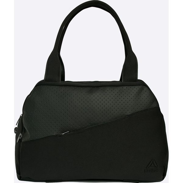 66bbdd8aa11a9 Reebok - Torba Premium - Czarne torby sportowe męskie marki Reebok, z  materiału, na ramię. W wyprzedaży za 339.90 zł. - Torby sportowe męskie - Torby  męskie ...