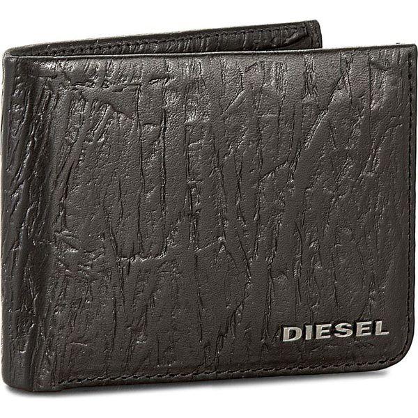 ddd473c23d949 Duży Portfel Męski DIESEL - Neela Xs X04141 PR080 T8013 - Czarne portfele  męskie marki Diesel. W wyprzedaży za 299.00 zł.