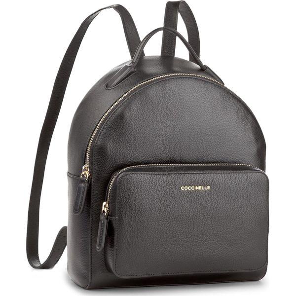 cbaee236c75c2 Plecak COCCINELLE - BF8 Clementine Soft E1 BF8 14 01 01 Noir 001 ...