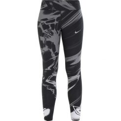 e99cbea935 Nike Performance POWER EPIC LUX RUNNING Legginsy black silver. Legginsy  damskie marki Nike Performance ...