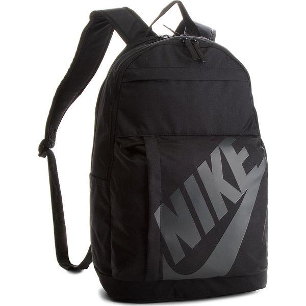 e7ee4409d8b84 Plecak NIKE - BA5381 010 - Czarne plecaki męskie marki Nike ...