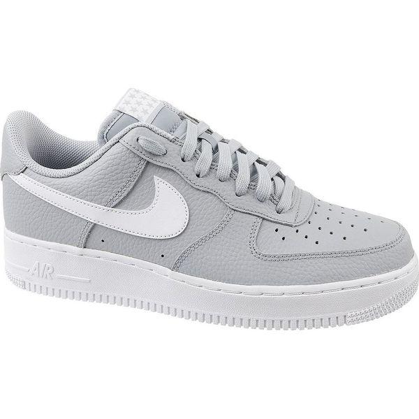 3e0731ad Nike Buty męskie Air Force 1 07 szare r. 42 (AA4083-013) - Szare ...