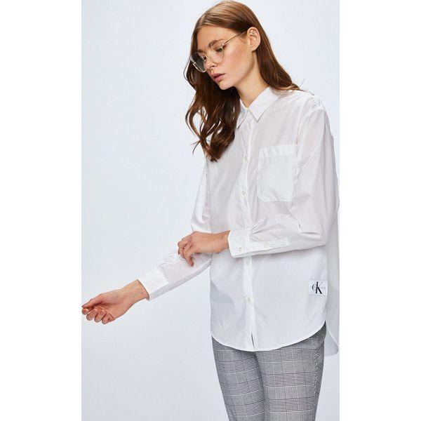 ba93d6a81 Calvin Klein Jeans - Koszula - Koszule damskie marki Calvin Klein ...