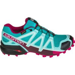 c27692d0 Salomon Buty damskie Speedcross 4 GTX Ceramic/Aruba Blue/Sangria r. 40 2