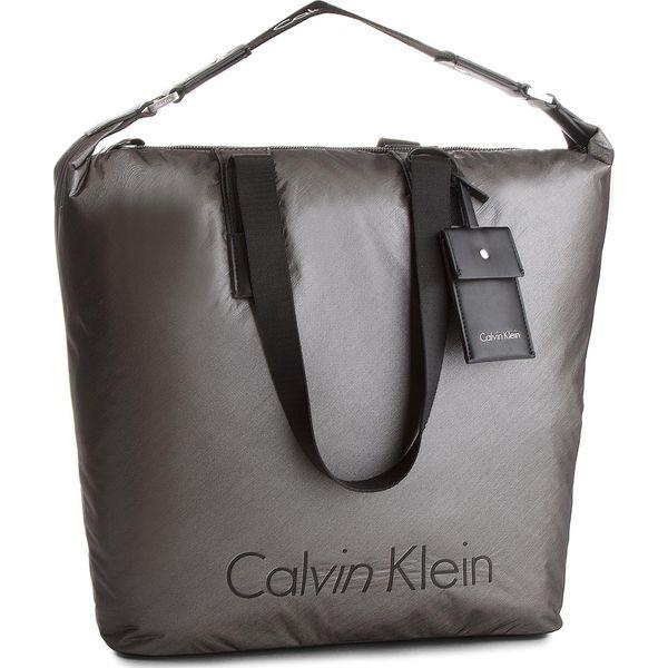 681e877367df7 Torebka CALVIN KLEIN BLACK LABEL - City Nylon Shopper K60K604239 702 ...