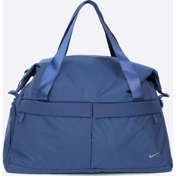 aced082534a8e Nike - Torba - Szare torby sportowe męskie marki Nike, z materiału ...
