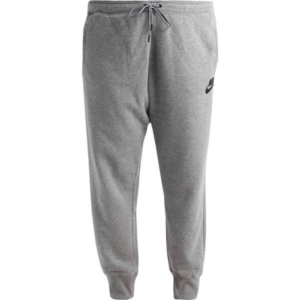wyprzedaż ze zniżką rozmiar 7 oficjalne zdjęcia Nike Sportswear RALLY Spodnie treningowe carbon heather/cool grey/black