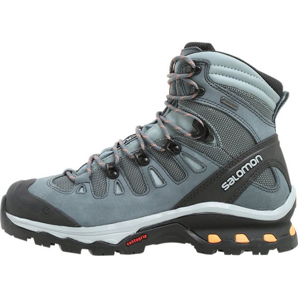 c3504f50 Salomon QUEST 4D 3 GTX Buty trekkingowe lead/stormy weather/bird of ...