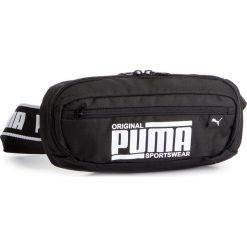 4b462d5f6e06a Saszetka nerka PUMA - Sole Waist Bag 075434 Puma Black 01. Saszetki i nerki  męskie
