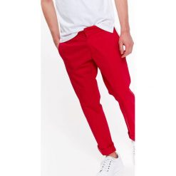 13ef9b32 Czerwone eleganckie spodnie męskie - Kolekcja lato 2019 - Sklep ...