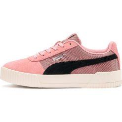 Brązowe buty Puma, bez zapięcia Kolekcja wiosna 2020