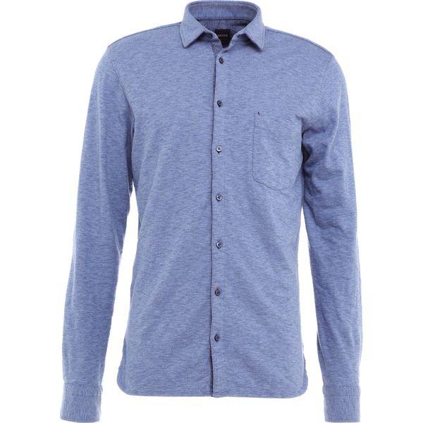 ba20b94d8ea6e BOSS CASUAL ELIBRE Koszula blue - Niebieskie koszule męskie marki ...
