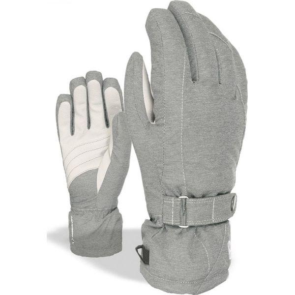 LEVEL Damskie rękawice narciarskie Hero W Luxury 7,5 SM
