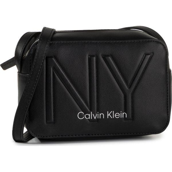 Torebka CALVIN KLEIN Ck Must Psp20 Camerabag Ny K60K606182 BDS