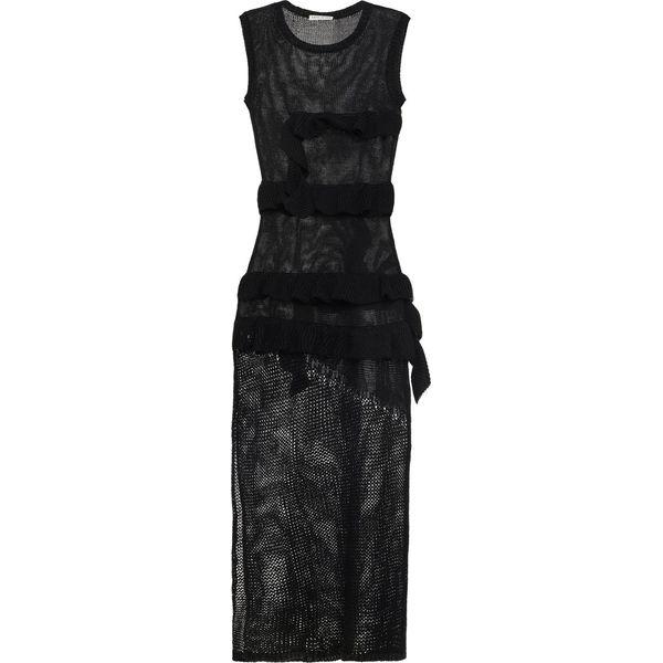 8053ad671374b Each x Other DRESS Długa sukienka black - Sklep Radio ZET