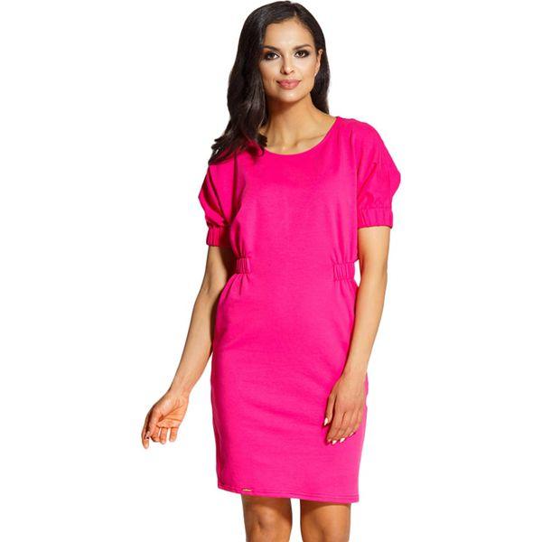 fc34c5afc7 Sukienka w kolorze fuksji - Czerwone sukienki damskie marki ...