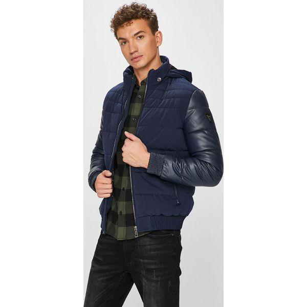0a339b1dd63ad Guess Jeans - Kurtka - Kurtki męskie marki Guess Jeans. W wyprzedaży ...