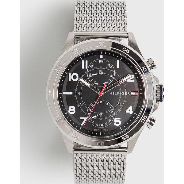 6e79f3e24633e Tommy Hilfiger - Zegarek 1791342 - Szare zegarki męskie marki Tommy ...