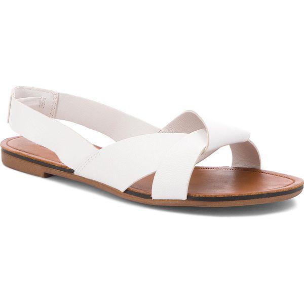 3429255c73c20 Sandały VAGABOND - Tia 4331-201-01 White - Białe sandały damskie ...