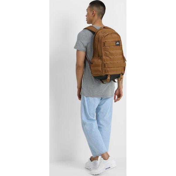 373dd3ab5499d Nike SB SOLID Plecak ale brown black - Brązowe plecaki męskie marki ...