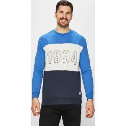 Niebieskia odzież sportowa męska Fila Kolekcja wiosna 2020