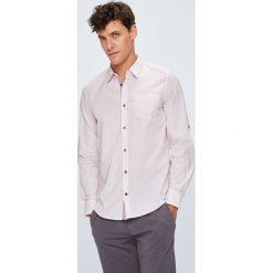 Różowe koszule męskie z długim rękawem Kolekcja lato 2020  bBXWn