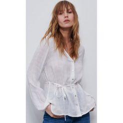 Wyprzedaż koszule damskie ze sklepu Reserved Kolekcja  s6fXD