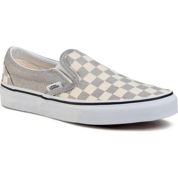 Buty Vans Damskie Promocja | Vans Slip On Checkerboard