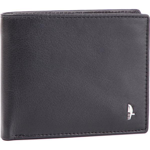 fc2326d409869 Duży Portfel Męski PUCCINI - EU1694 Black 1 - Czarne portfele męskie marki  Puccini, ze skóry. W wyprzedaży za 119.00 zł.