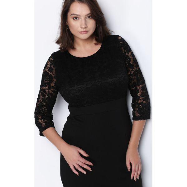 b442bf29e3 Czarna Sukienka Sleeping Beauty - Czarne sukienki damskie marki ...